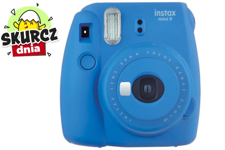 Fujifilm Instax Mini 9 + dodatki