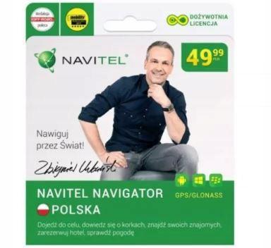 Navitel Navigator Polska DOŻYWOTNIA LICENCJA. Promocja od promocji