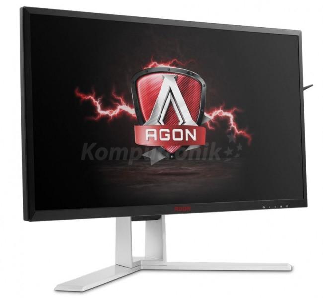 Monitor AOC AGON AG241QG [1ms, 165Hz, G-Sync] 1440p. Darmowa dostawa.
