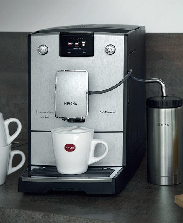 Ekspres do kawy Nivona CafeRomatica 769