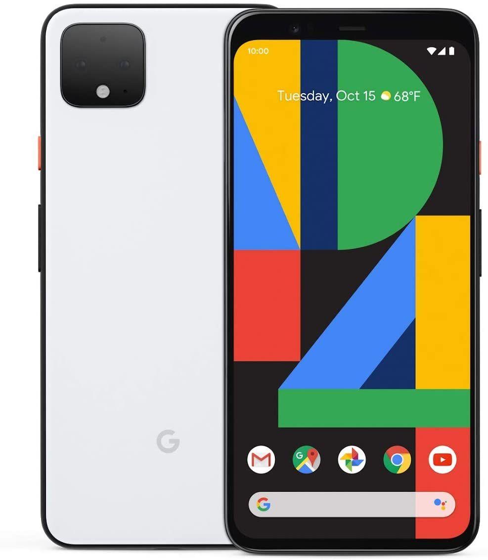 Smartfon Google Pixel 4XL 64 GB biały na Amazon.de za 639,81 €.