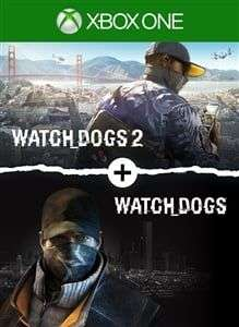 Watch Dogs + Watch Dogs 2 Standard Editions Bundle (Xbox One) VPN