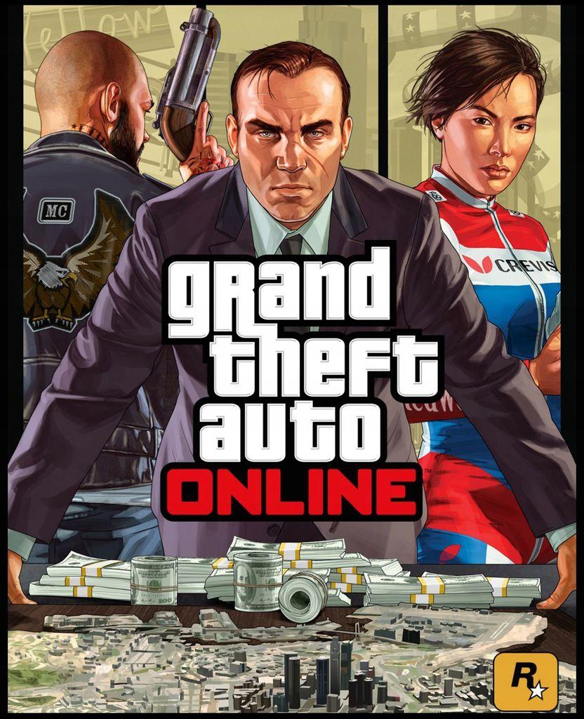 GTA V $500k za zalogowanie się w maju @ PC, PS4, XBOX ONE,
