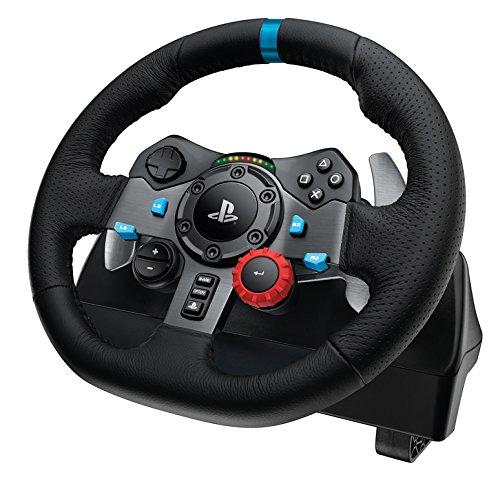 Logitech G29 Driving Force Racing Wheel (PC, PS3, PS4) za ok. 680zł (50% ceny w Polsce!) @ Amazon.uk
