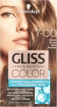 Schwarzkopf Gliss cour farba do włosów