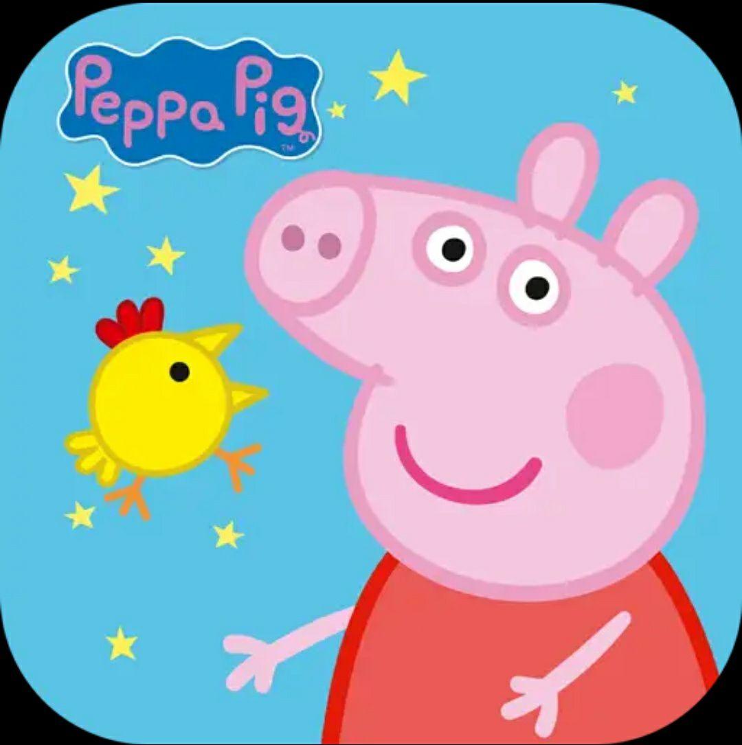 Świnka Peppa: Szczęśliwa Pani Kurczak za darmo na Androida /iOS