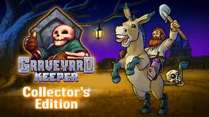 Graveyard Keeper Collector's Edition - Nintendo Switch