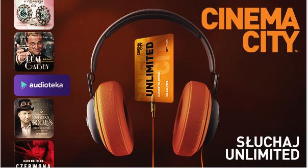 60 dni darmowej Audioteki dla posiadaczy karty CC Unlimited