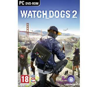 Watch Dogs 2 PC - ilość limitowana + inne gry PC - zestawienie w opisie
