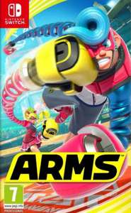 Nintendo Switch ARMS - Ultima