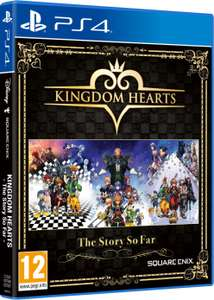 Kingdom Hearts The Story So Far PS4 @Ultima
