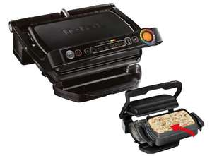 Grill TEFAL OptiGrill GC714834 Czarny + Forma Snacking&Baking @ Tefaland