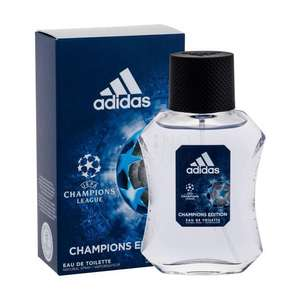 ADIDAS UEFA CHAMPIONS LEAGUE CHAMPIONS EDITION Woda toaletowa 50 ml.