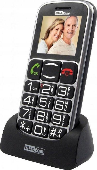 Telefon komórkowy Maxcom MM462BB