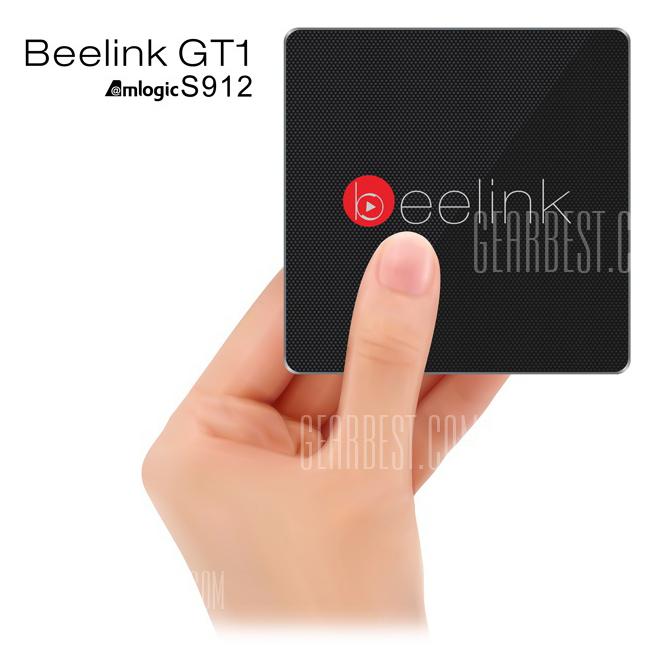 Android-Box - Beelink GT1 (Amlogic S912, 2 GB RAM, 16 GB ROM) cena z kodem