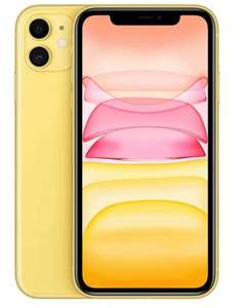 Apple iPhone 11 256GB Zółty