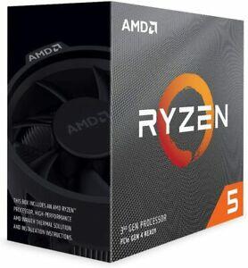 Procesor AMD Ryzen 5 3600 (6 rdzeni, 3.6GHz, Socket AM4) @ebay