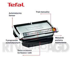 Tefal grill OptiGrill XL gc722d34