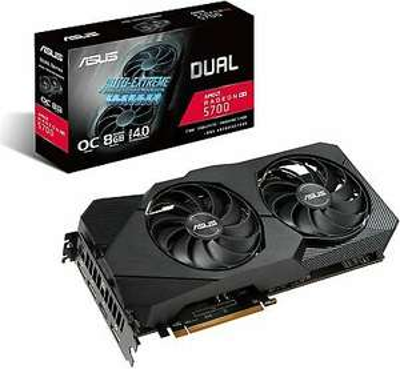 AMD Asus RX 5700 Dual Ebay.de karta graficzna