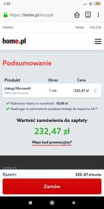 Office 365 Personal - home.pl