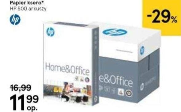 Papier ksero HP Home&Office A4 500 arkuszy Tesco