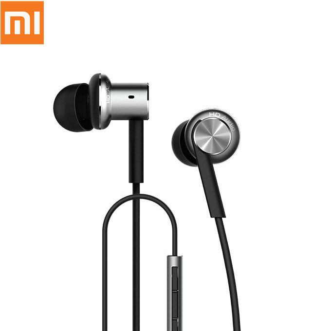 Słuchawki dokanałowe Xiaomi Hybrid z mikrofonem