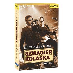 Kto mnie tak głaska... Szwagierkolaska (DVD+CD)
