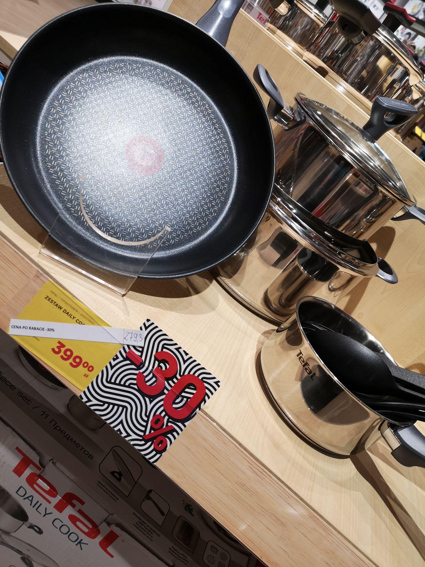 Tefal Daily Cook G713SB (Factory Ursus sklep tefal)