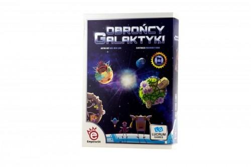 Obrońcy galaktyki - gra planszowa