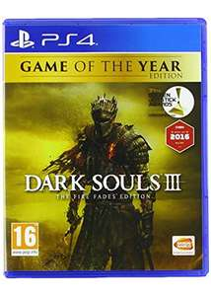 gra Dark Souls III: The Fire Fades GOTY PS4