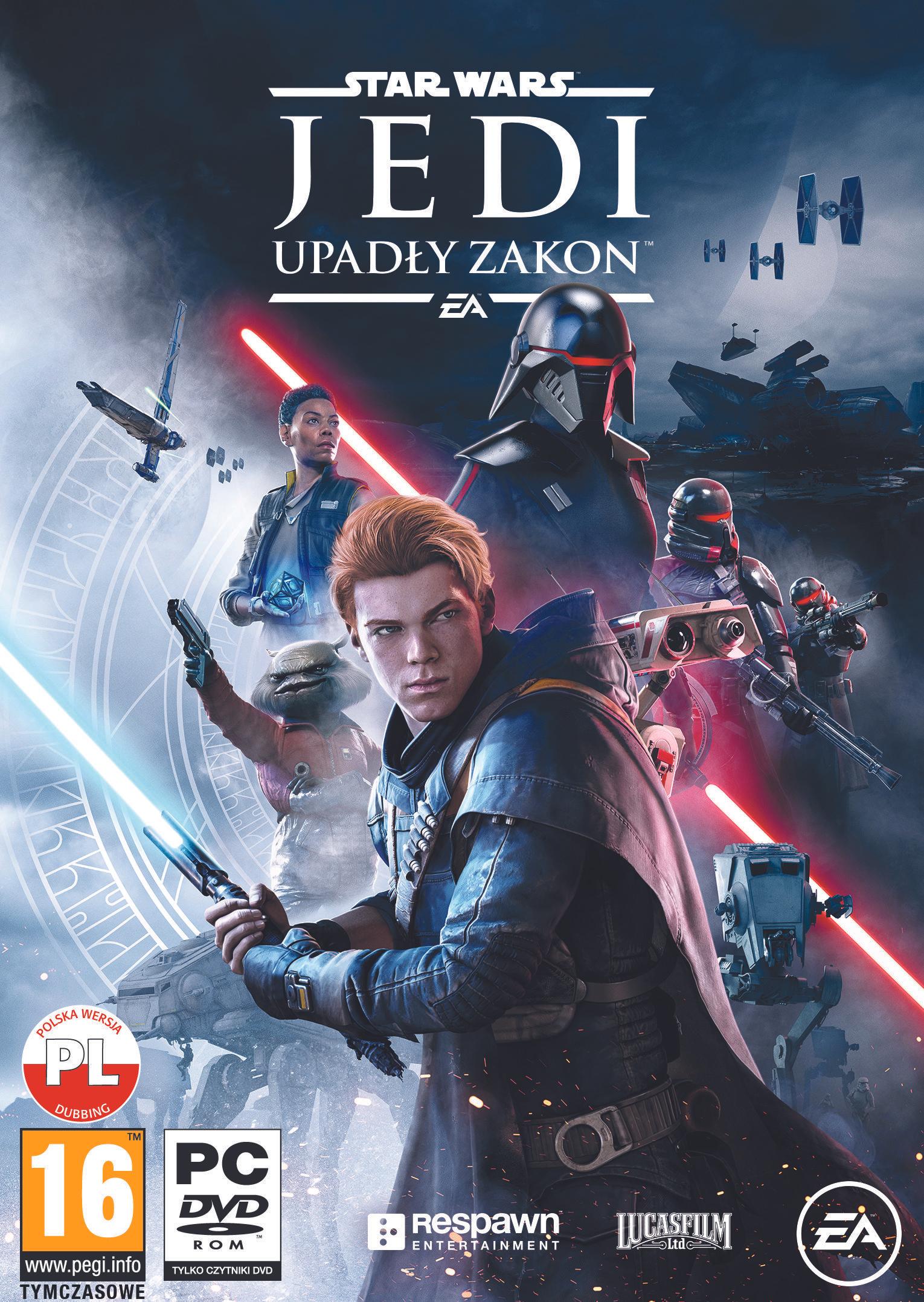 Star Wars Jedi: Upadły Zakon Gra PC w avans.pl