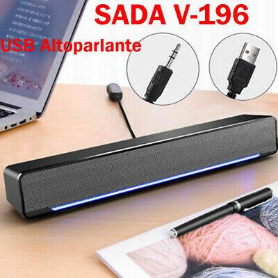 Głośnik USB SADA V-196
