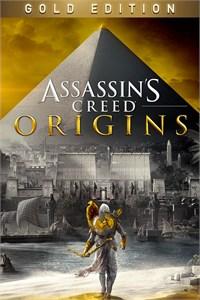 Assasin's Creed Origins GOLD EDITION Xbox One (VPN Brazylia)