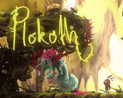 """Gra PC """"Plokoth"""" (platformówka) za darmo na itch.io"""