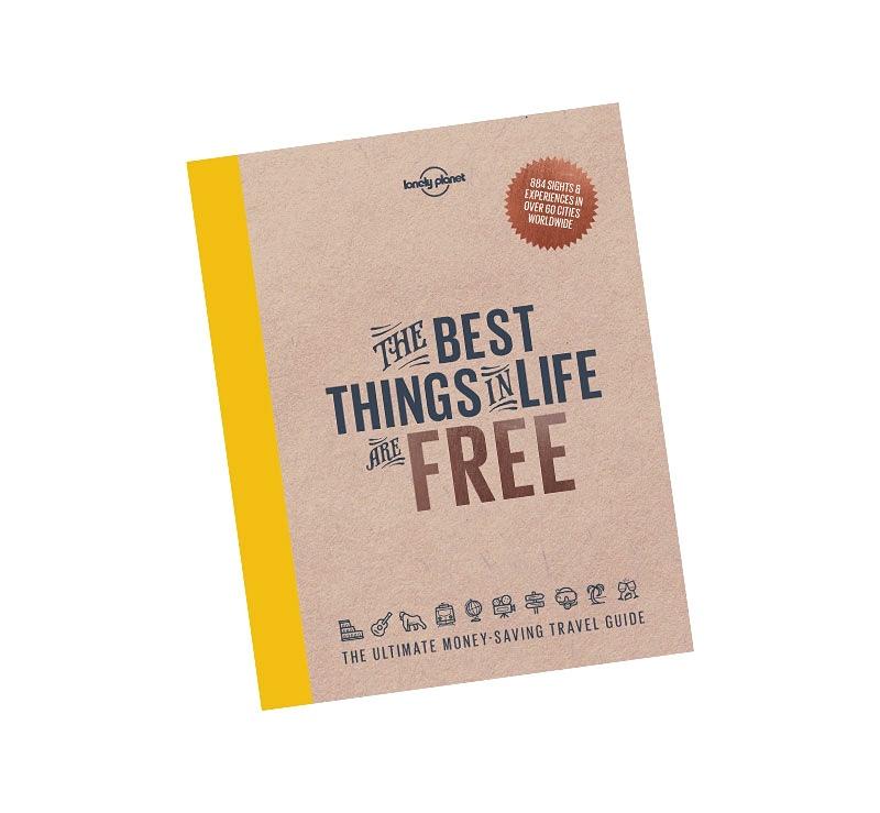 Darmowe rozdziały z przewodnika Lonely Planet - 'The Best Things in Life are Free'