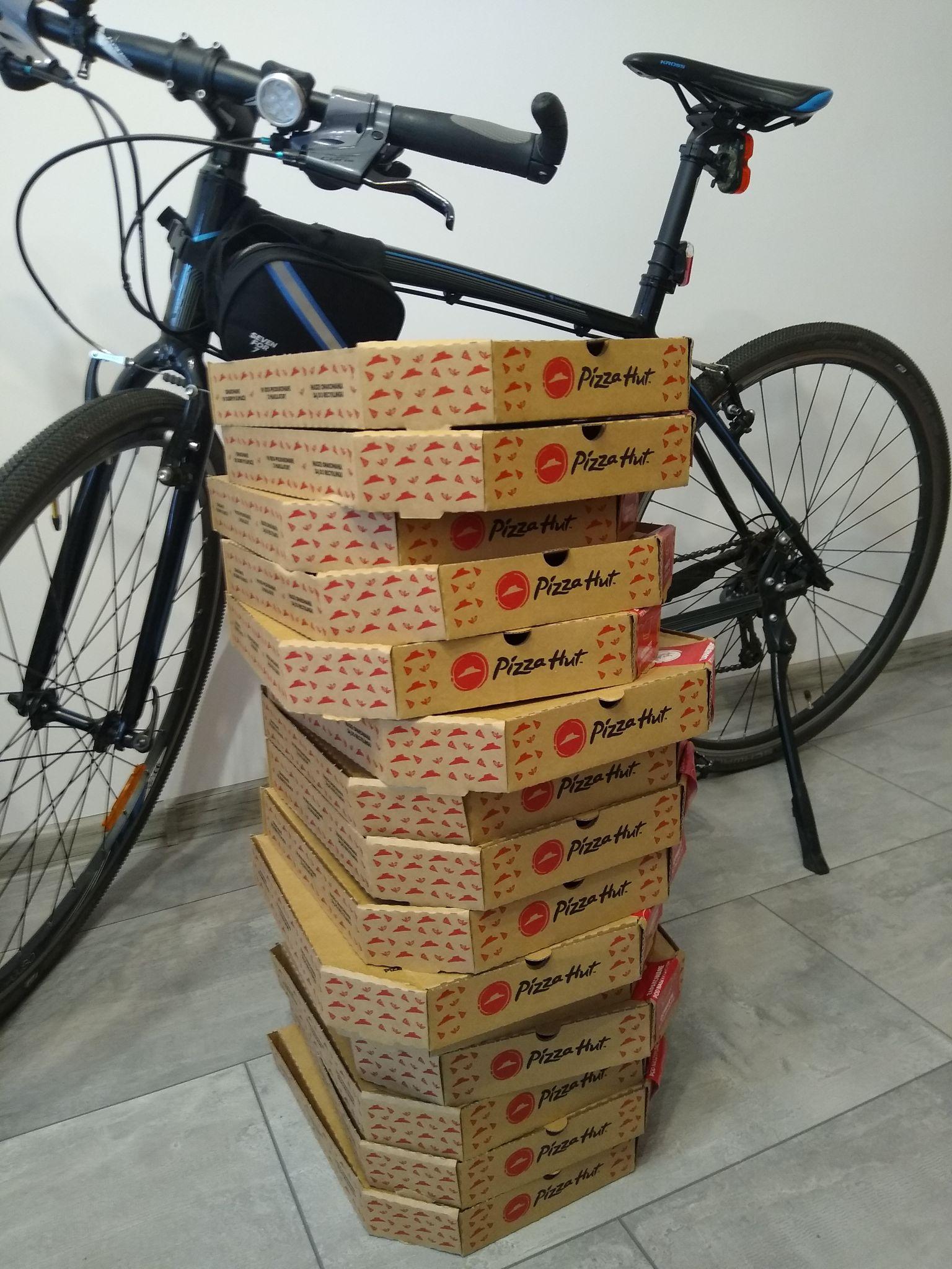 Pizza San Francisco za 2 zł! mwz. 29 zł
