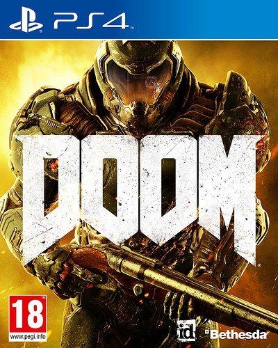 Doom [Playstation 4] za 130zł @ Gram Tanio