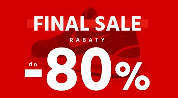 Markowe buty, ubrania i akcesoria teraz możesz kupić nawet 80% taniej! @Buty.Sportowe.pl