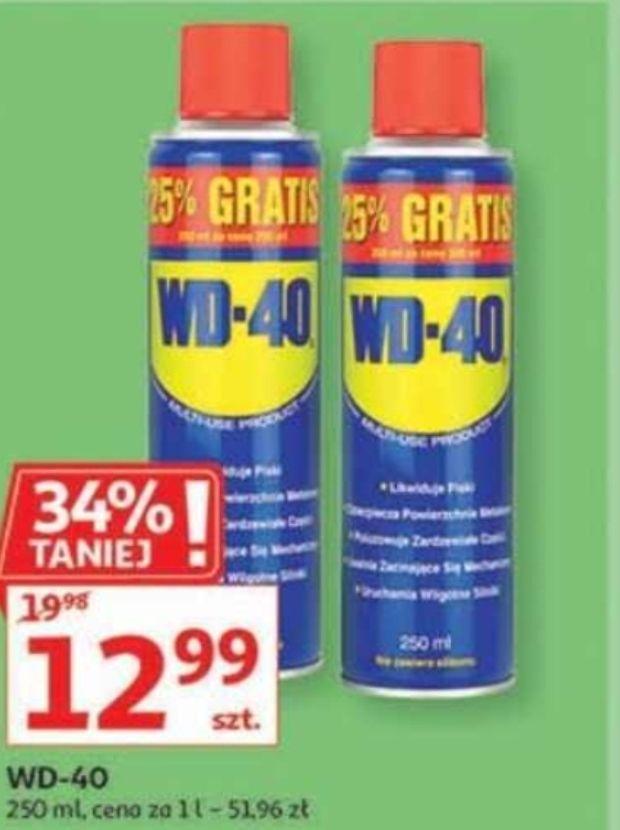 Preparat wielofunkcyjny - WD-40 Auchan