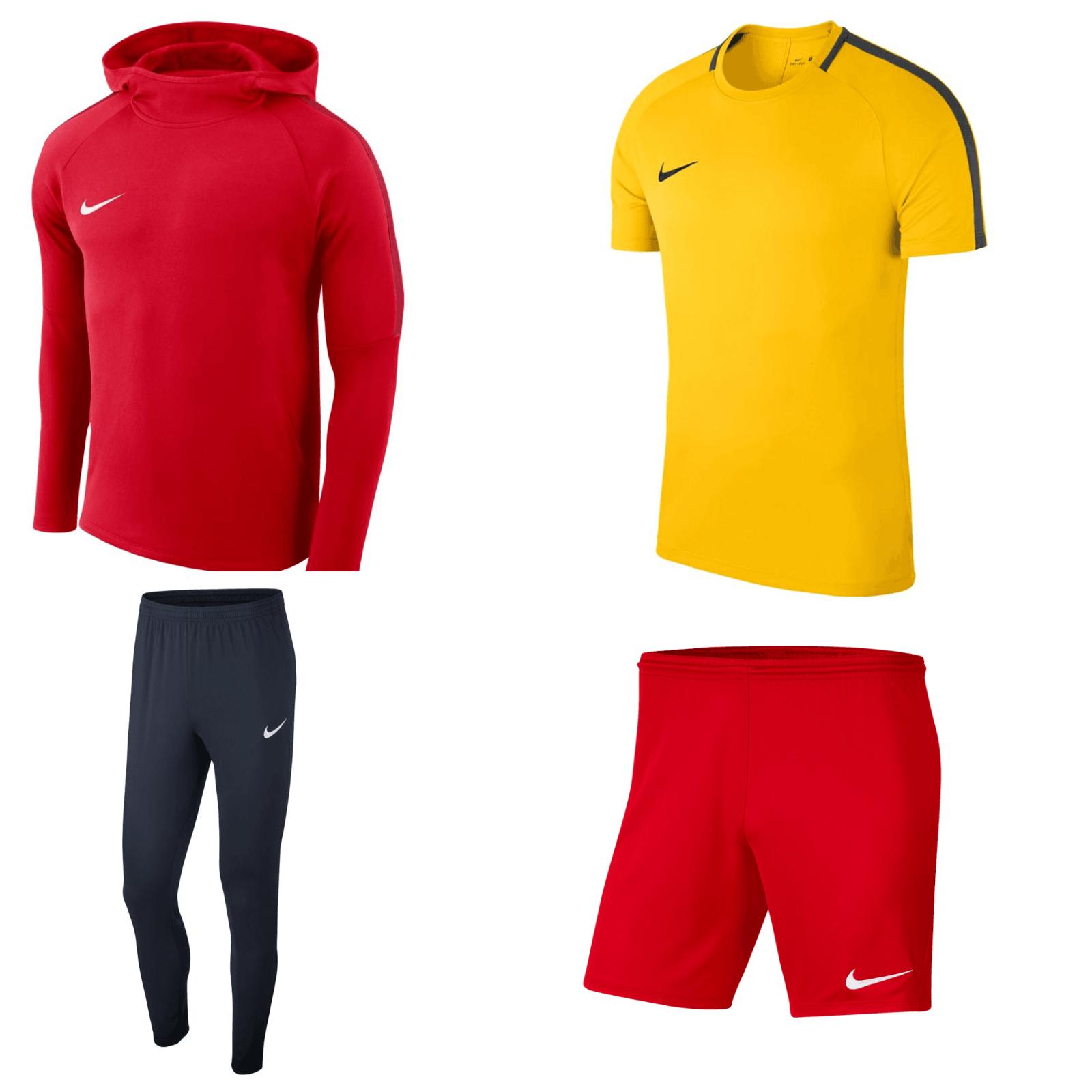4-częściowy komplet treningowy Nike