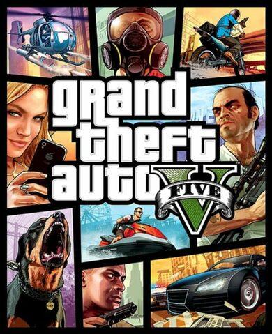 Grand Theft Auto V (GTA 5) [PC] @ Eneba