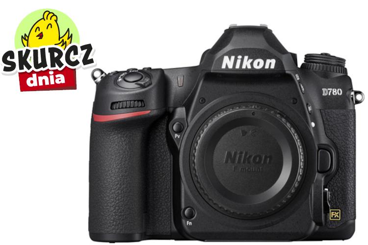 Nikon D780 - promocja dnia
