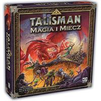 Talisman: Magia i Miecz (Gra Planszowa) Pre-Order - DODRUK