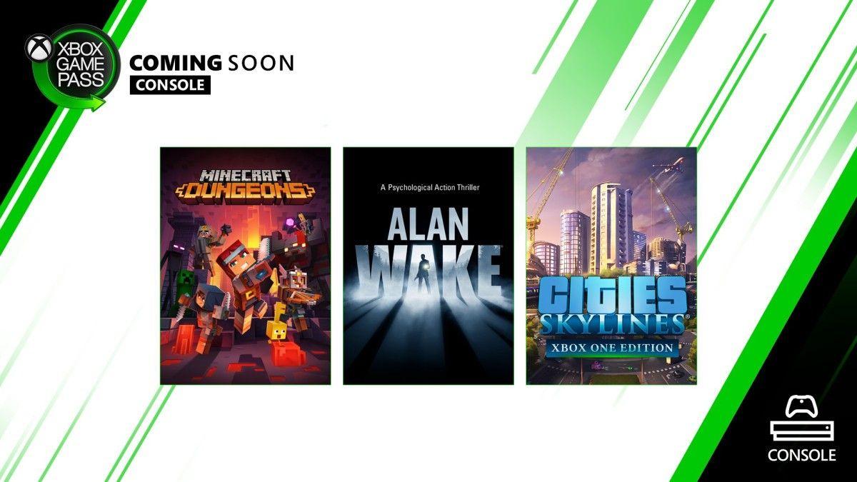 Xbox Game Pass, Xbox + PC, Maj 2020