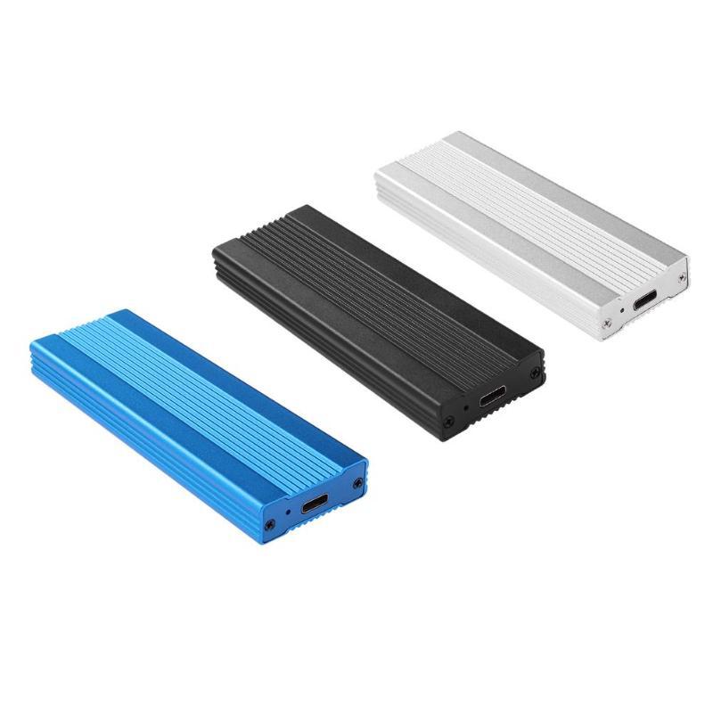 Obudowa SSD M.2 NVMe PCIe USB 3.1 Type-C 10 Gb/s Klucz M