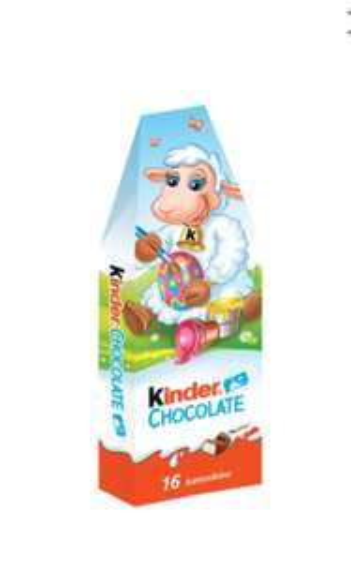 Kinder Chocolate - Lidl - Radom