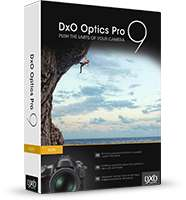 DxO Optics Pro 8 (Win/Mac) za DARMO @ dxo.com