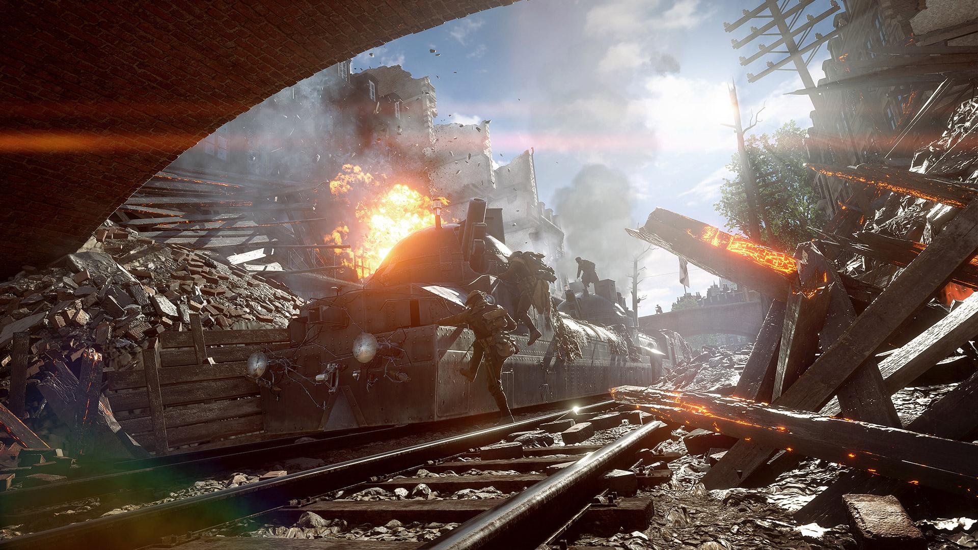 Battlefield 1 (beta) za darmo!