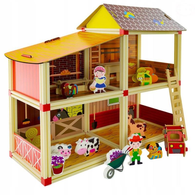 Domek farma na promocji na Allegro -20%