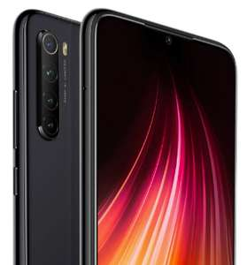 Xiaomi Redmi Note 8 Global Version 4GB+64GB 6.3 cala 48MP Quad Rear Camera 4GB 64GB 4000mAh Snapdragon 665 Octa core 4G Smartphone